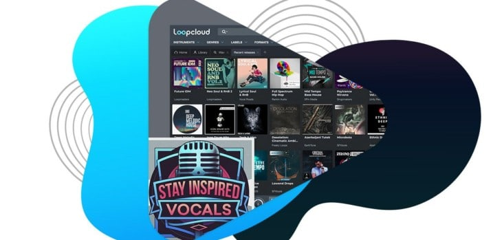 Loopcloud Offers FREE 1GB Stay Inspired Vocals Pack