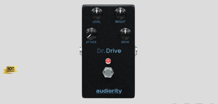 Dr Drive by Audiority