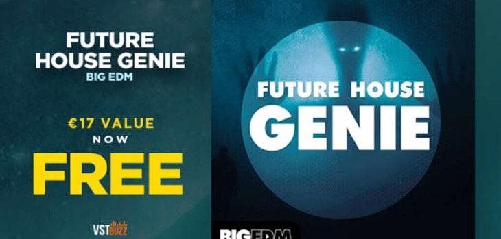 Future House Genie by Big EDM