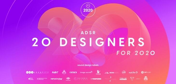ADSR 20 for 2020