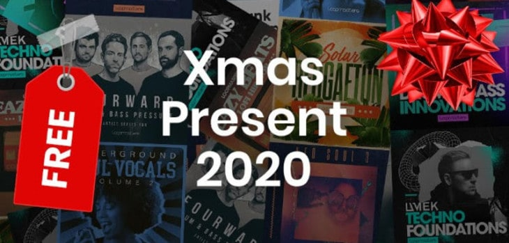 Loopmasters Christmas Present 2020
