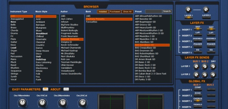 SynthMaster Player Is FREE Until January 2020