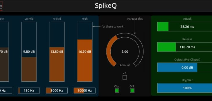 SpikeQ by Low Wave Studios