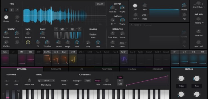 Arturia Releases Pigments 3 (Intro Price & Free Update)
