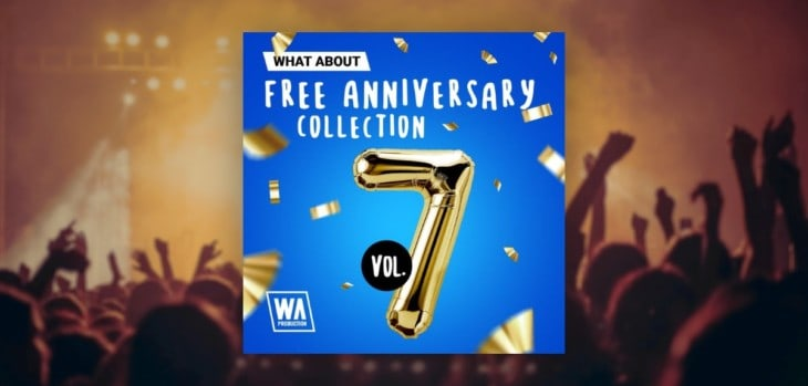 W.A. Production Releases FREE Anniversary Collection Vol. 7