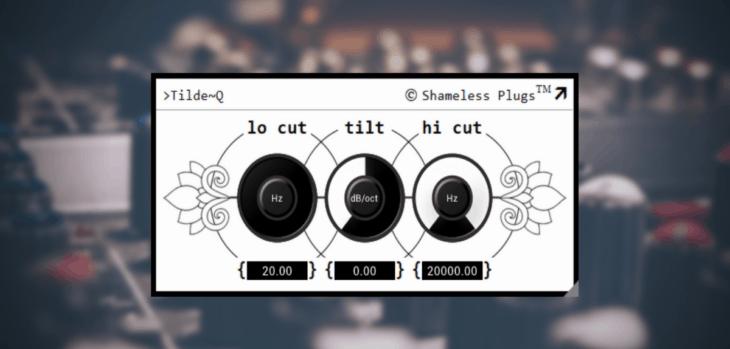 Tilde~Q by Shameless Plugs