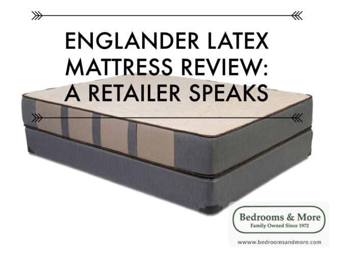Brasilia Mattress By Englander Sold At Bedrooms More Seattle