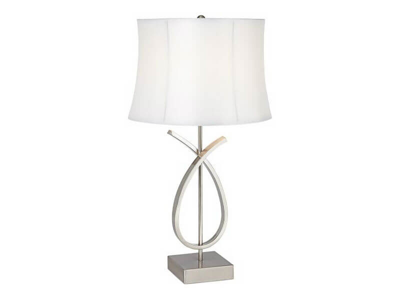 wishing knot table lamp