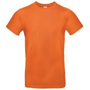 urban orange t-shirt - bedruk mijn shirt - tshirt - oranje