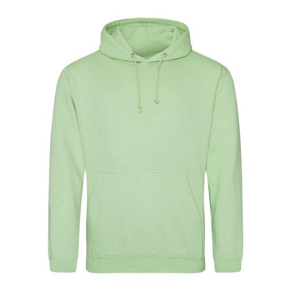 appel groen kleur hoodie - bedruk mijn hoody