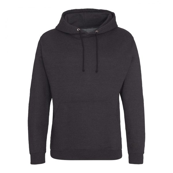 zwart rook kleur hoodie - bedruk mijn hoody