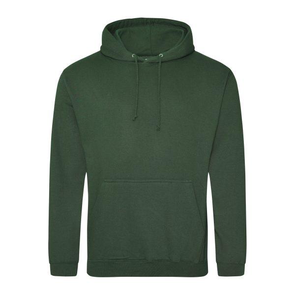 bierfles groen kleur hoodie - bedruk mijn hoody