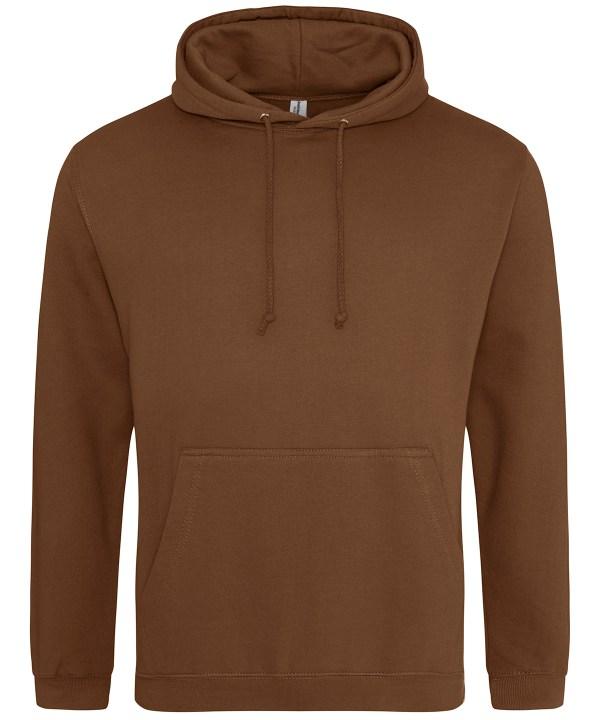 caramel toffee kleur hoodie - bedruk mijn hoody