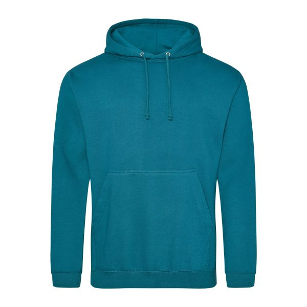 jade kleur hoodie - bedruk mijn hoody