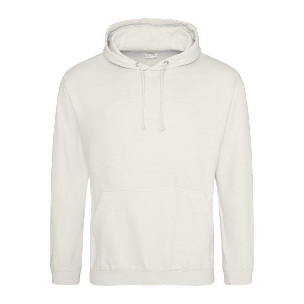 Vanille Milkshake kleur hoodie - bedruk mijn hoodie