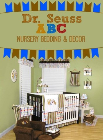 Dr Seuss ABC Nursery and Decor