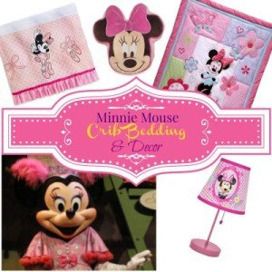 Disney Baby Minnie Mouse Simply Adorable Musical Mobile Newborn Baby Girl Gift