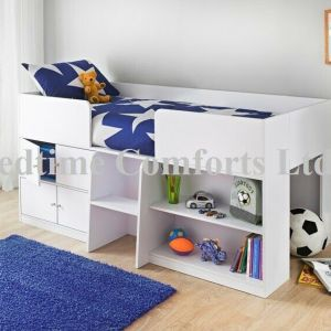 Cabin Bed Fitted Sheets 200TC (76cm x 170cm) Various Colours