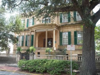 Owns-Thomas House in Savannah