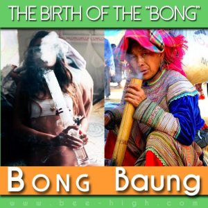 The Birth of the Bong