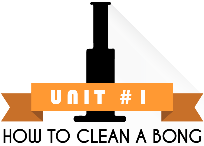 How To Clean A Bong or Pipe (in 5 simple steps)| Bee-high com