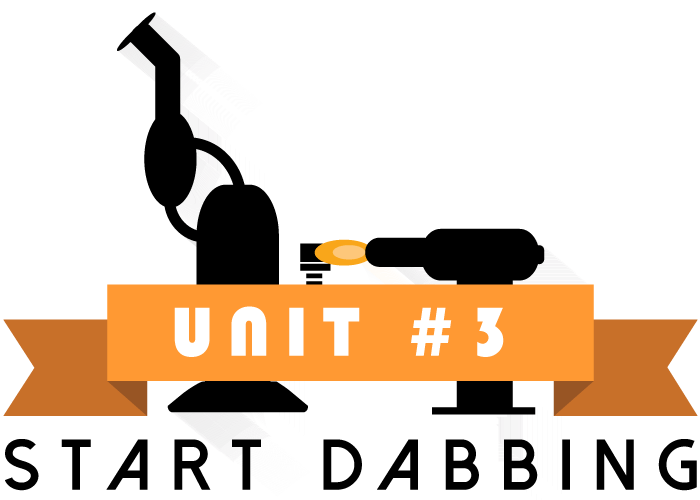 How to Dab Unit 3 Start Dabbing
