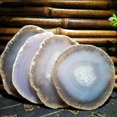 agate white natural