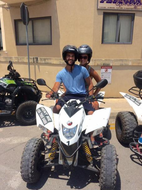Quad biking is just one of many excursions to choose from during your 5 days in Malta