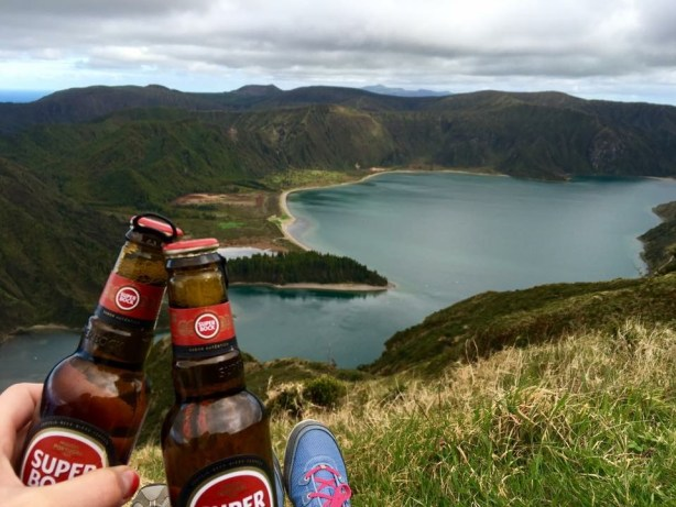 Hiking! My #1 recommendation for things to do in the Azores