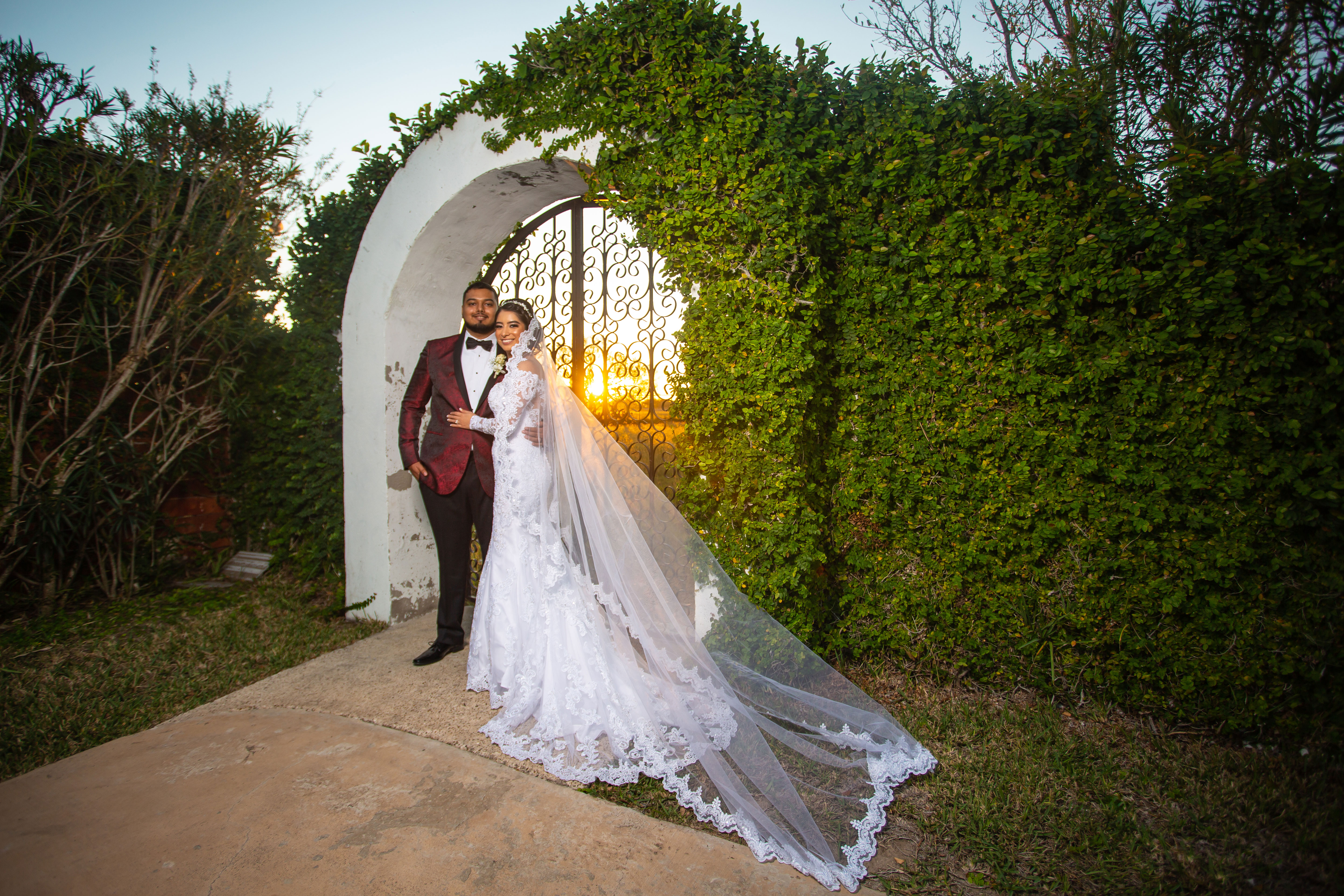 Real del Valle Event Center wedding