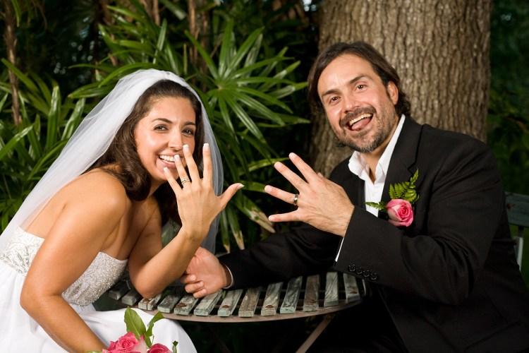 black yard wedding photos mcallen