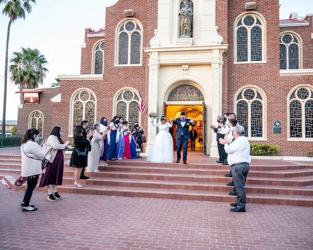 Our Lady of Guadalupe Catholic Church Wedding