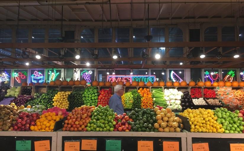[美東-費城]閱讀車站市場的美味清單