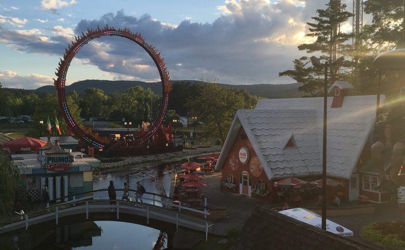 [美國打工旅遊WAT]Six Flags Great Escape 六旗大逃亡樂園內部工作介紹
