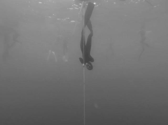 [Freediving]終於成為奇怪的學生|我奇怪我驕傲
