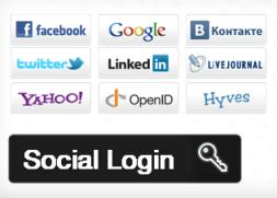 social login oneall