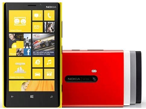 Nokia Asha 920