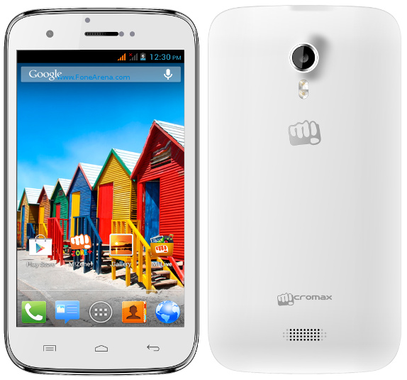 Micromax Canvas A115 3D Features, Specifications and Price in India