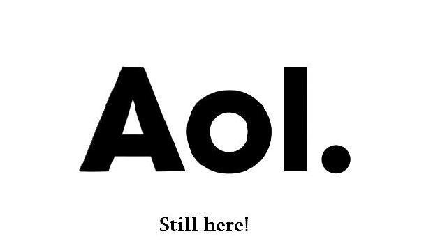 AOL realistic tagline