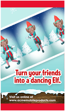 Super Dance Elf Christmas with Friends