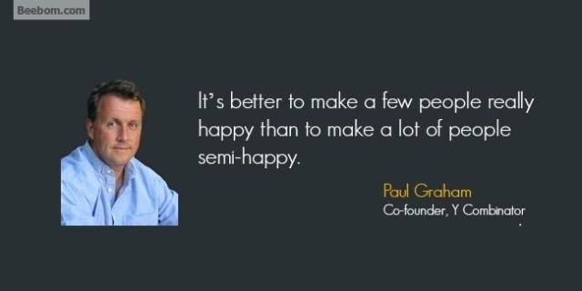 Paul Graham quotes