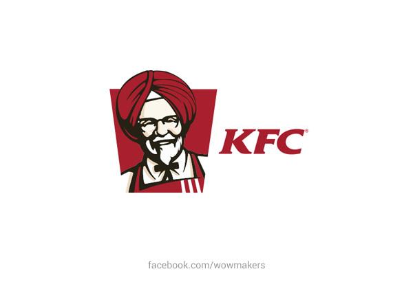 KFC Desi Logo