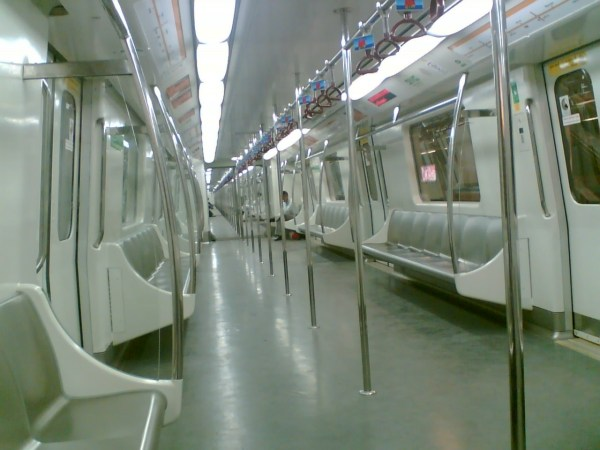 empty trains