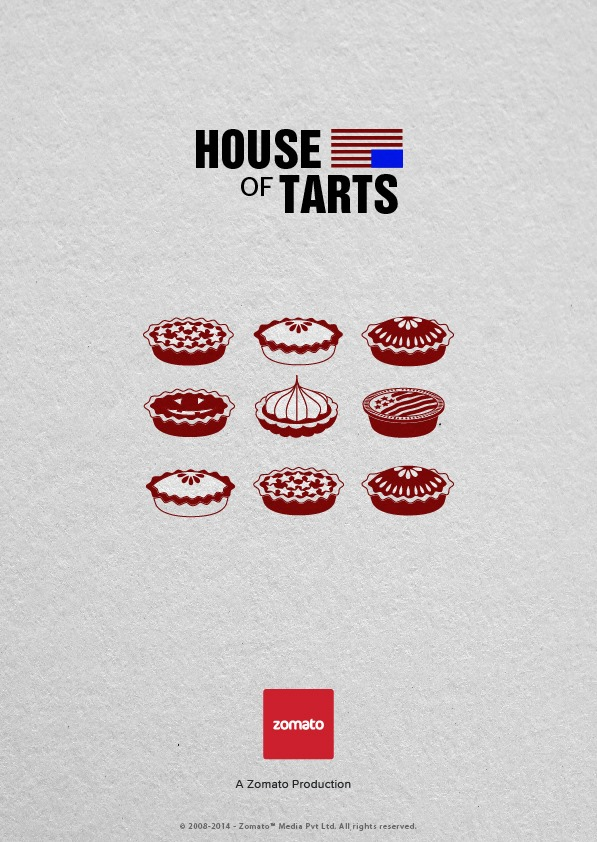House of Cards spoof name