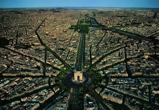 The Arc de Triomphe1