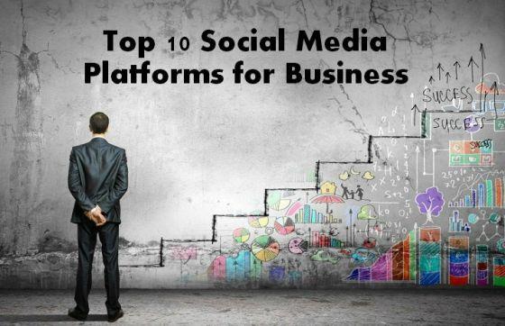 best social media platforms for business (1)