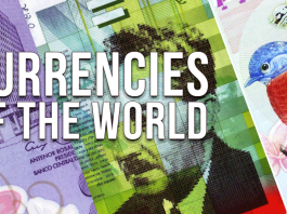 Currencies of the world in pictures