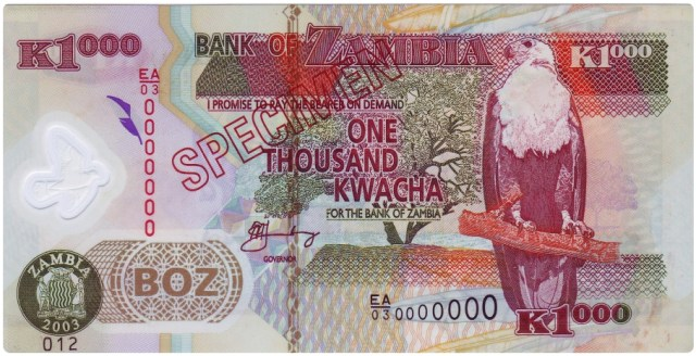 Currency_Zambia