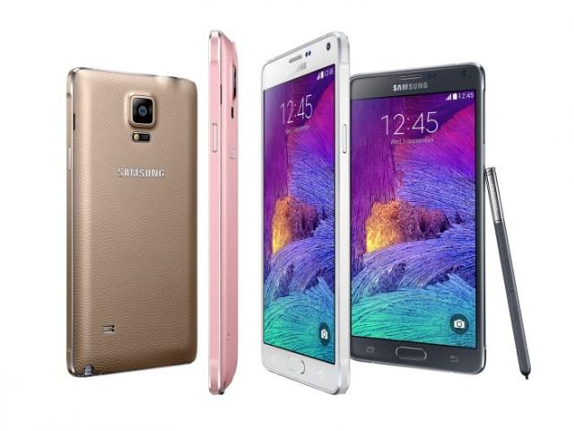 Samsung Galaxy Note 4-1