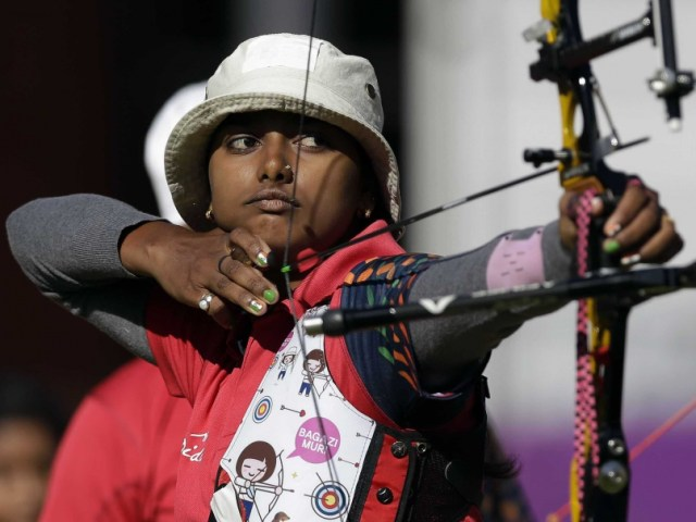 Deepika Kumari Focused On Her Target